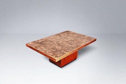 Bernhard Rohne coffee table