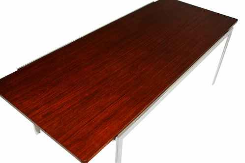 Rare 1950's Arne Jacobsen 3501 coffee table for Fritz Hansen