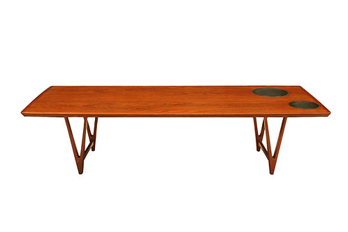 Danish mid century coffee table