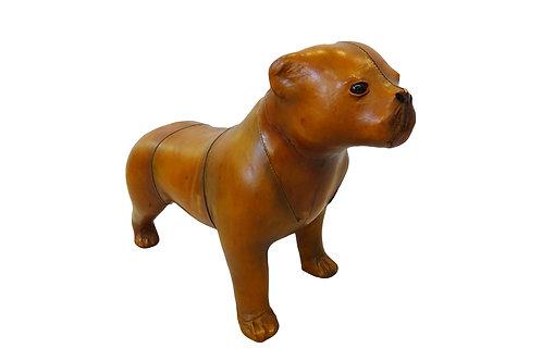 Liberty of London leather dog