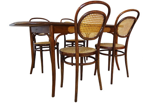 Thonet number 11 chairs