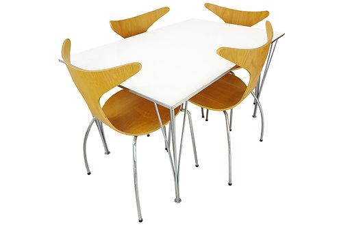 Vintage Piet Hein table