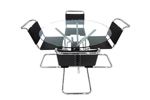 Mies van der Rohe MR10 chairs