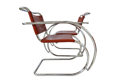 Ludwig Mies van der Rohe MR chairs