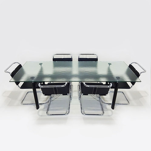 Bauhaus dining set