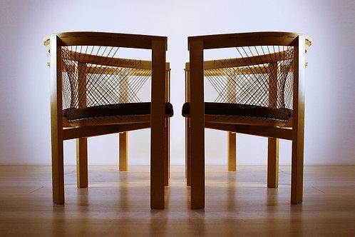 Niels Jørgen Haugesen string chairs