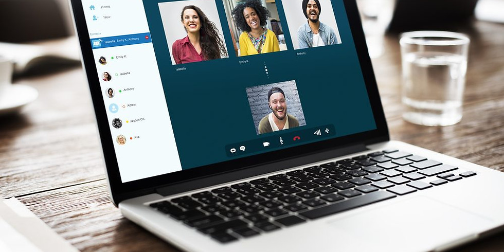 MAY EXECUTIVE CONNECTION VIRTUAL EVENT SERIES