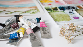 Watercolors: Tools of the Trade