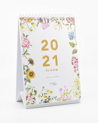 Bloom - 2021 Desk Calendar