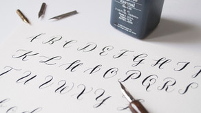The Journey into Modern Calligraphy