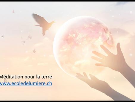 ENSEMBLE - Messages célestes : les Êtres de Lumière, la Terre-Mère, Ashtar - 01.07.2021
