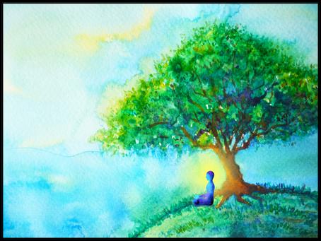 Messages célestes - méditation sur le site sacré – 01.06.2021