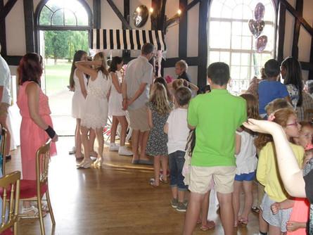 Children's Party Sweet Cart