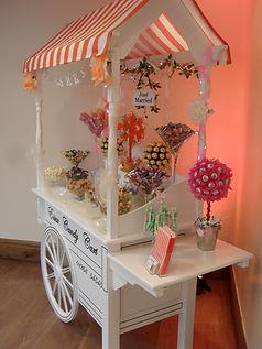 Sweet Cart orange theme