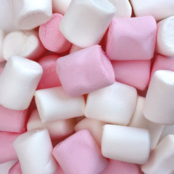 Pink & White sweets