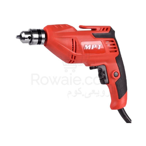 MPT MED4006 Electric Drill 400W 10MM | شنيور 400 وات 10 مم ام بي تي