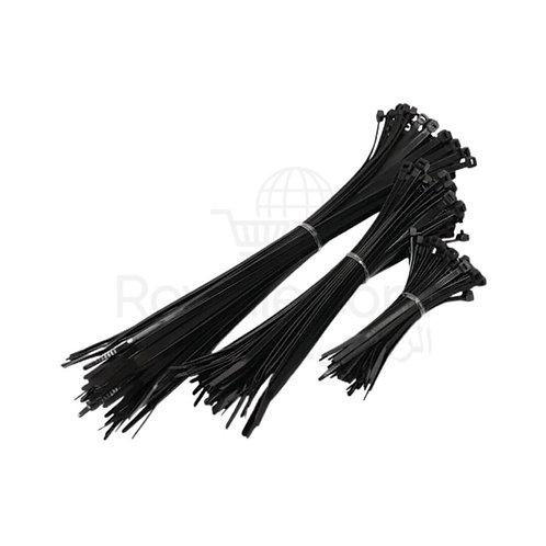 Black tie strap plastic | افيز بلاستيك اسود