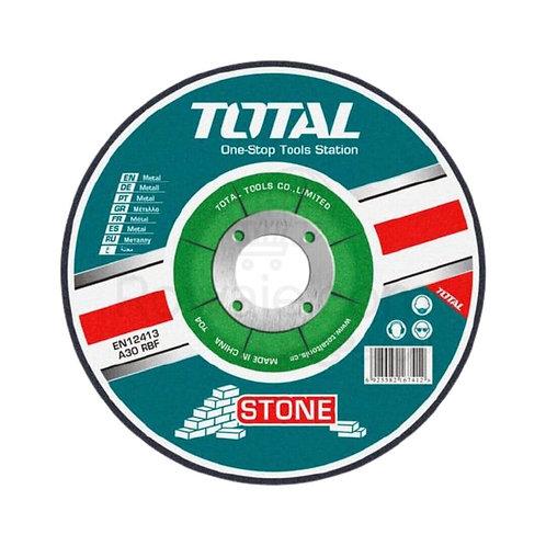 TOTAL TAC2212301 230mm 3.0mm Abrasive metal cutting disc   حجر قطعية حديد 9 بوصة
