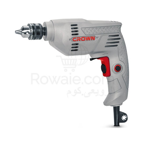 CROWN CT10126 DRILL 400W 1,5-10 mm | شنيور 400 وات 10-1,5مم