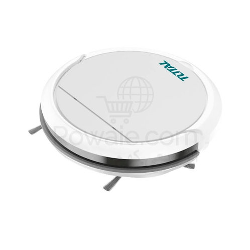 TOTAL TVCRR30201 Robotic Vacuum Cleaner   مكنسة ذكية روبوتية