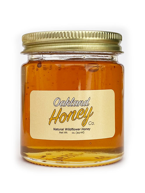 4 oz Raw Local Honey