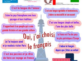 Le Français?....C'est ma passion !