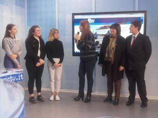Scambio di alunni tra il Liceo Classico Europeo del Convitto di Reggio Calabria e il Liceo 'Thie