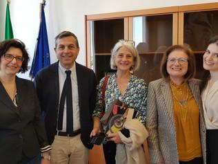 L'Alliance Française  de RC et l'Université Mediterranea