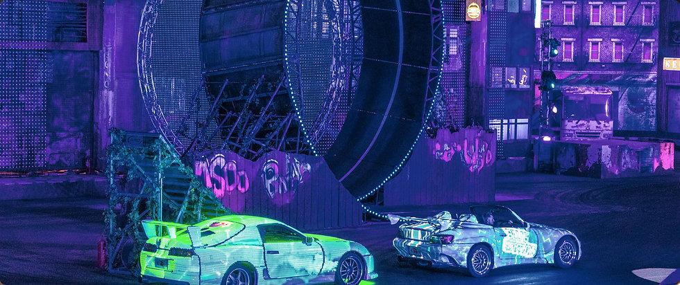 Light Up Cars - Mission Speed Global Vil