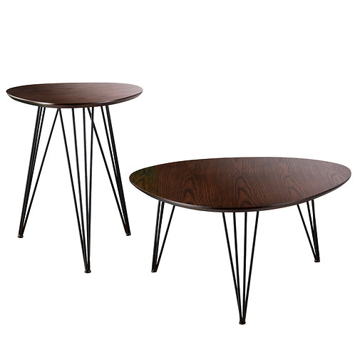 Holly & Martin Bannock Accent Table