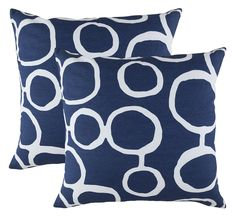 Ringo Accent Throw Pillow Covers