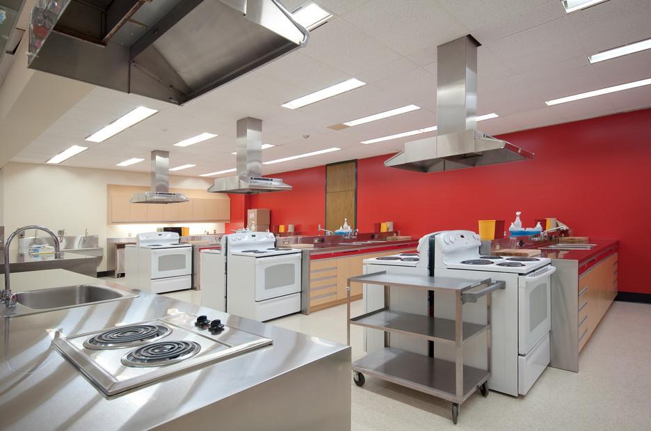 Collège de Maisonneuve par JBC Architectes