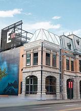 Ex Machina Québec par JBC Architectes