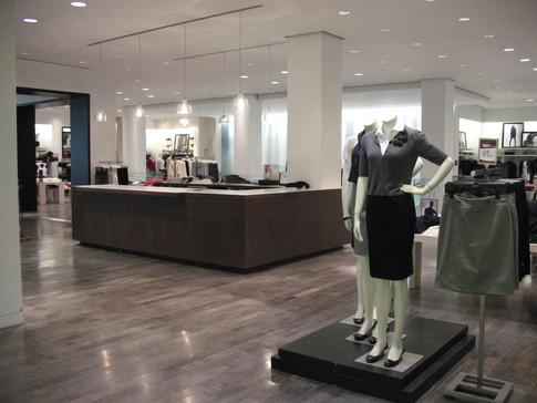 Boutique Jacob, Montréal, 2002