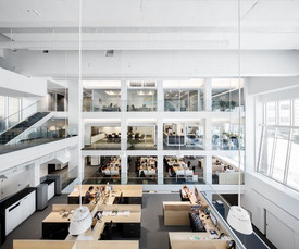 La Presse par Cohésio Architecture