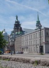 Accueil Bonneau Montréal par JBC Architectes