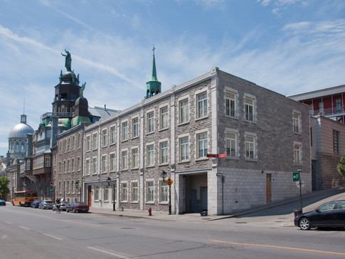 Accueil Bonneau, Montréal, 1998