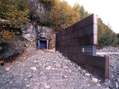 Centre d'interprétation minier de Chibougamau, 1998