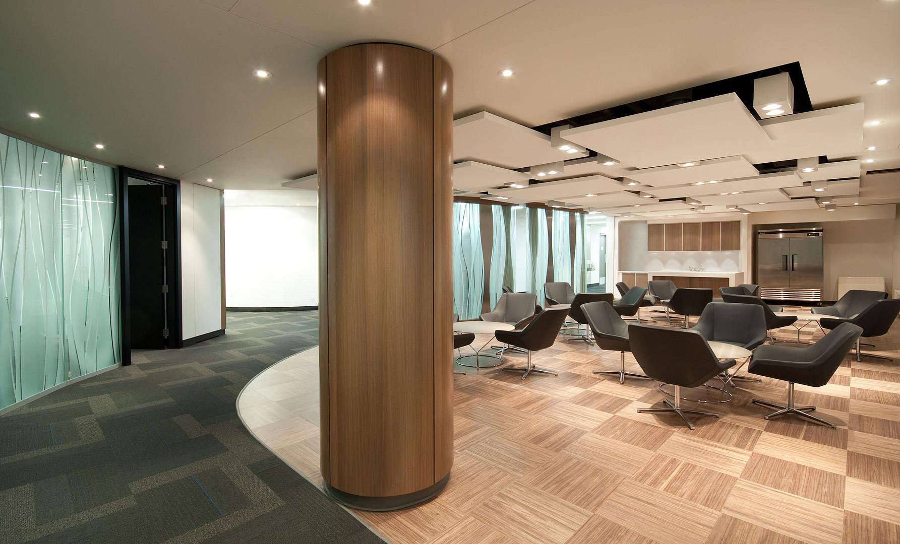 Bureaux Imperial Tobacco Canada par JBC Architectes