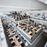 Bureaux La Presse Montréal par JBC Architectes