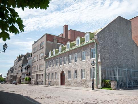 Maison Joseph-Vincent, Montréal, 2003