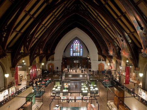 Musée des maîtres et artisans du Québec, CEGEP Saint-Laurent 2003