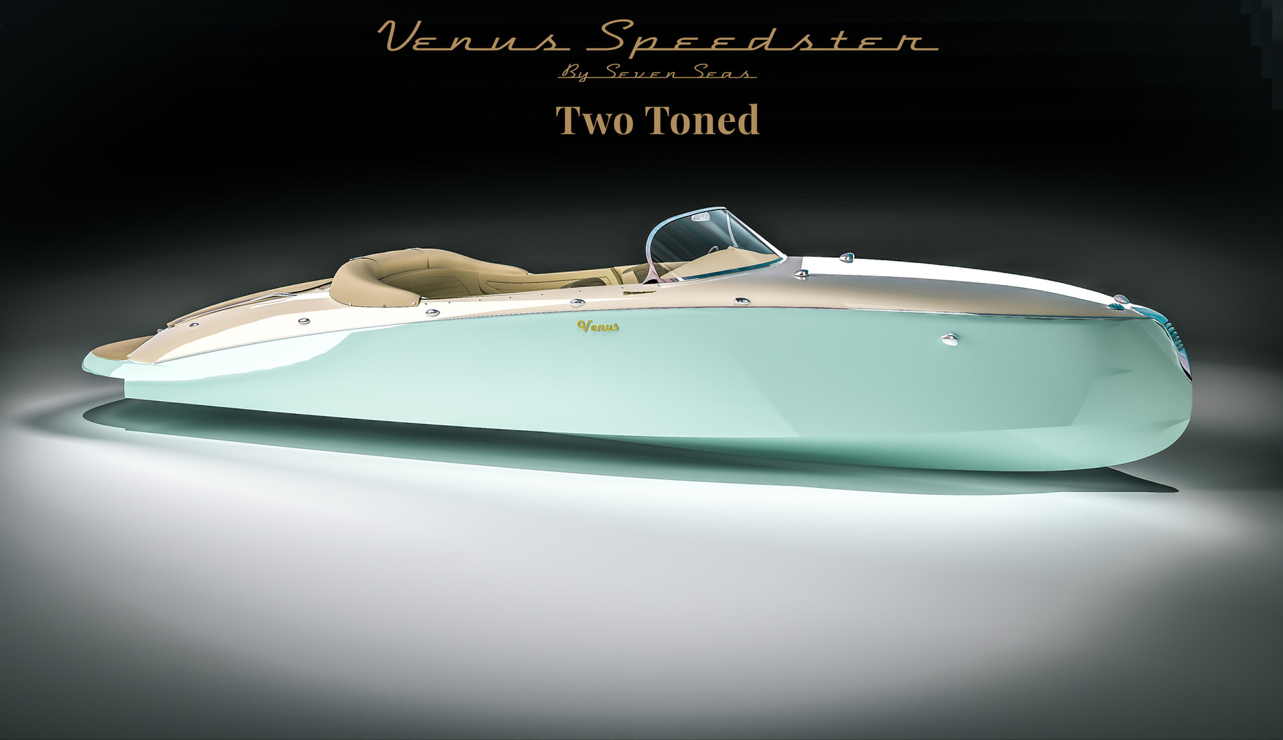 Venus Speedster Two Toned