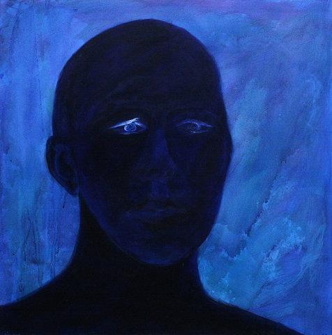 "Bärbel Schmidtmann ""La coscienza (The conscience)"""