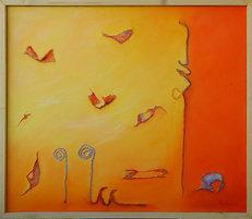 """Bärbel Schmidtmann """"Le farfalle (The butterflies)"""""""