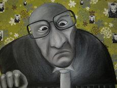 """Bärbel Schmidtmann """"Il Giudice (The Judge)"""""""