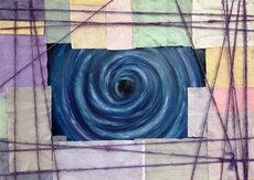 """Bärbel Schmidtmann """"Il vortice (The whirl)"""""""