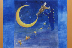 "Bärbel Schmidtmann ""Il pastore delle stelle, (The shepard of the stars)"""