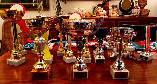 Trofei | loveandcotons | allevamento | coton de tulear | Novate Milanese |