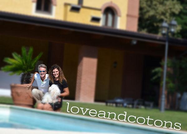 loveandcotons | Norma | Coton de tulear | campionessa italiana | Enci | Fci | allevamento